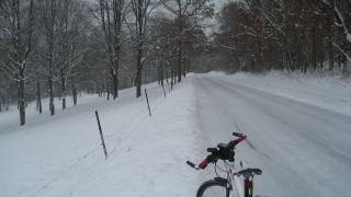 Winter ride 3