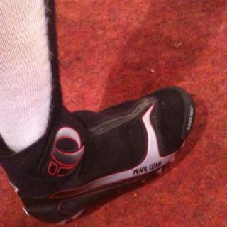 Winter foot gear